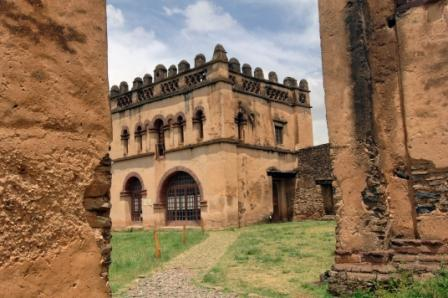 Castle of Gondar