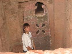 Hymli in Lalibela